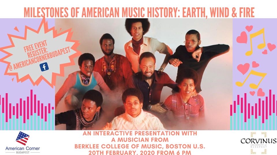 Milestones Of American Music History - Earth, Wind & Fire