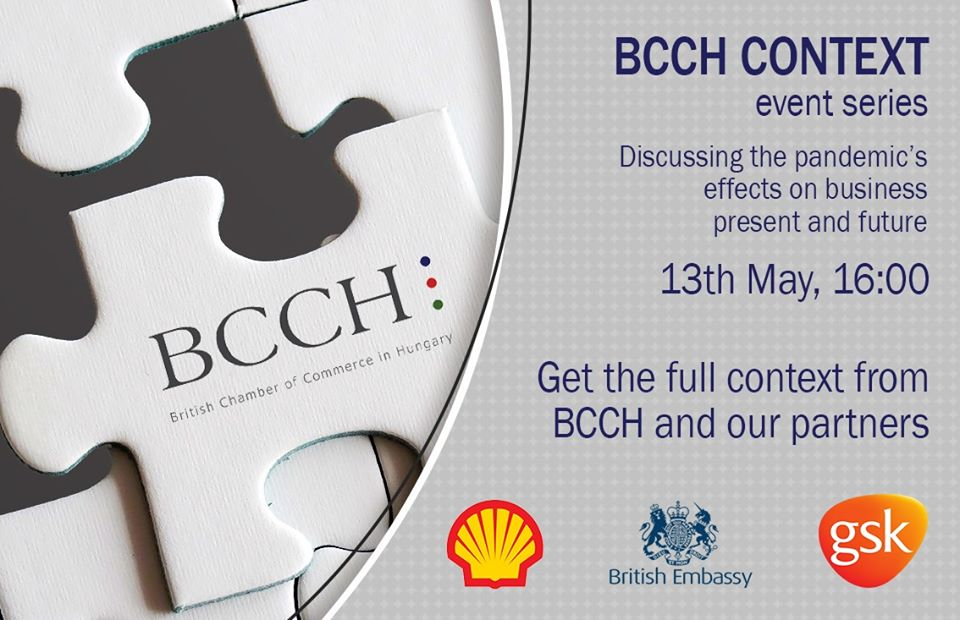 BCCH Context Series With HMA Iain Lindsay, Shell & GSK