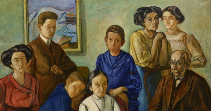Online Mini Exhibition @ Hungarian National Gallery: Family Reloaded In Present