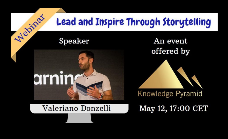 Lead And Inspire Through Storytelling