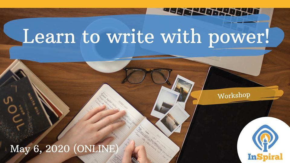 Online Workshop Learn To Write With Power