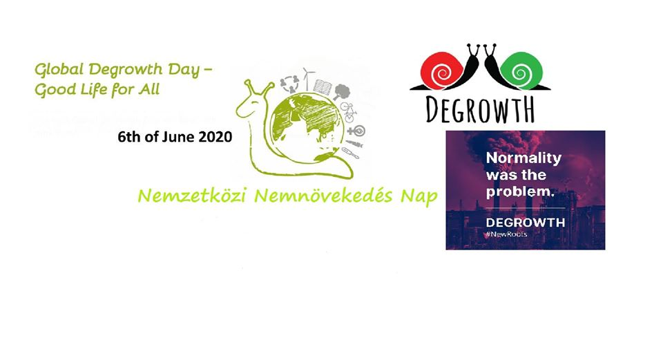 Global Degrowth Day In Hungary