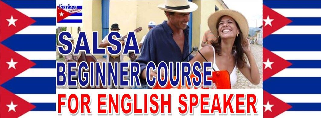 Cuban Salsa Beginner Course For Expats