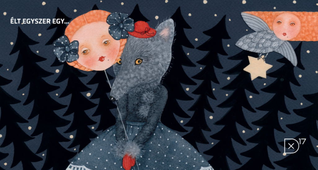 Grimm's Fairy Tales: Exhibition of Estonian Illustrators