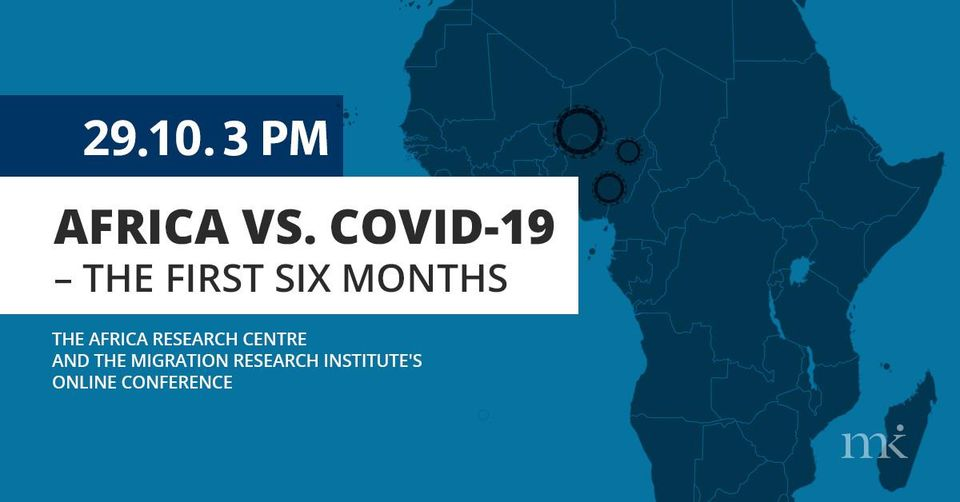Afrika vs Covid-19: Online Conference