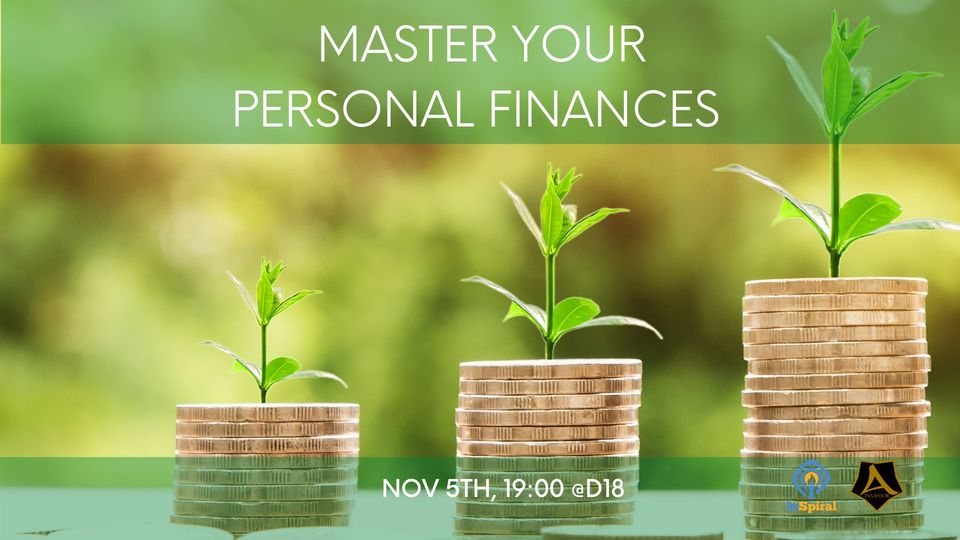 Workshop: Master Your Personal Finances