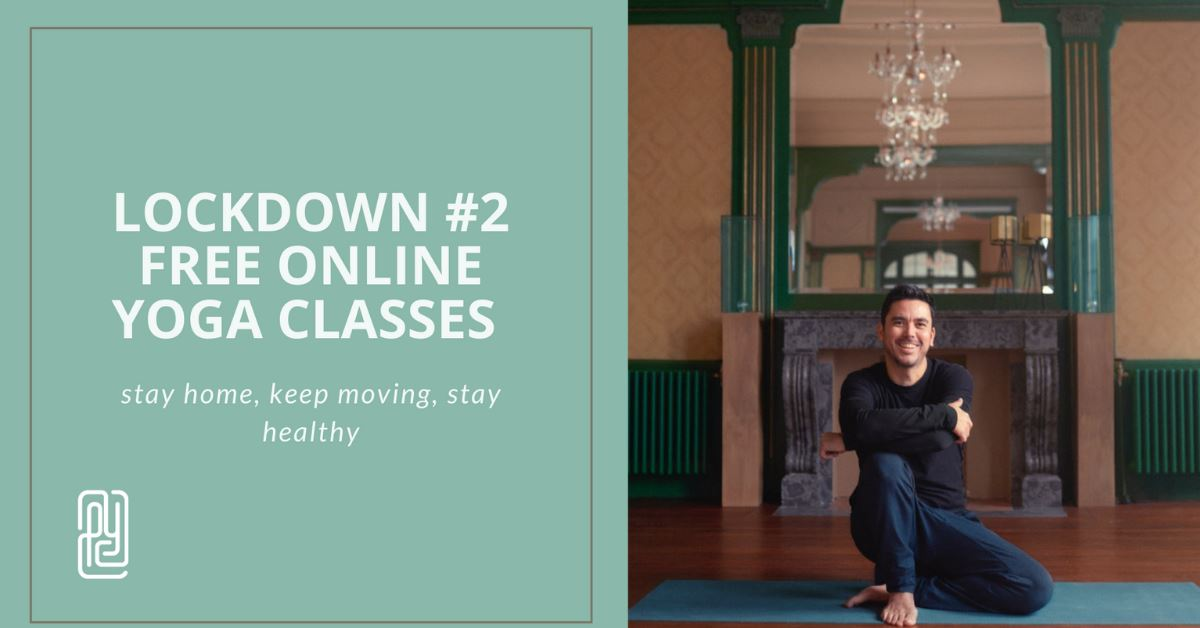 Free Livestream Yoga Classes During Lockdown