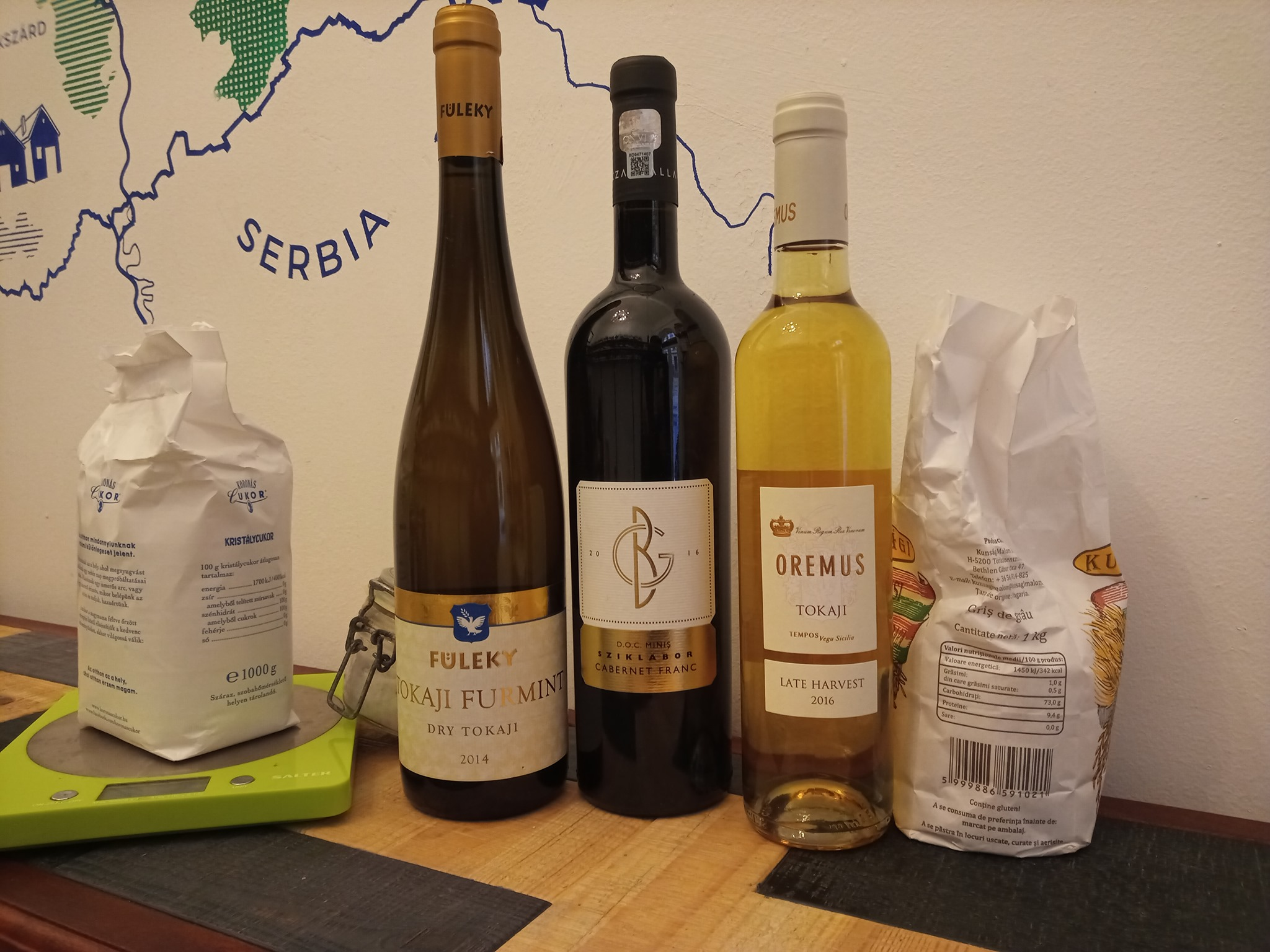 The Tasting Table – Christmas Special