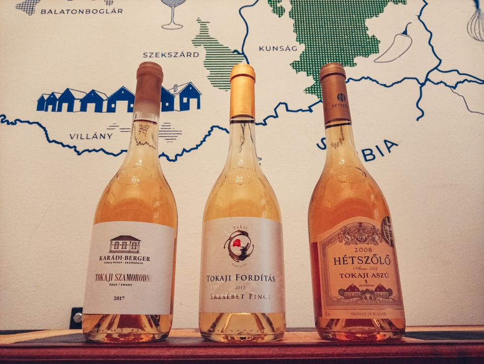 Virual Wine Tasting: Sweet Wines From Tokaj