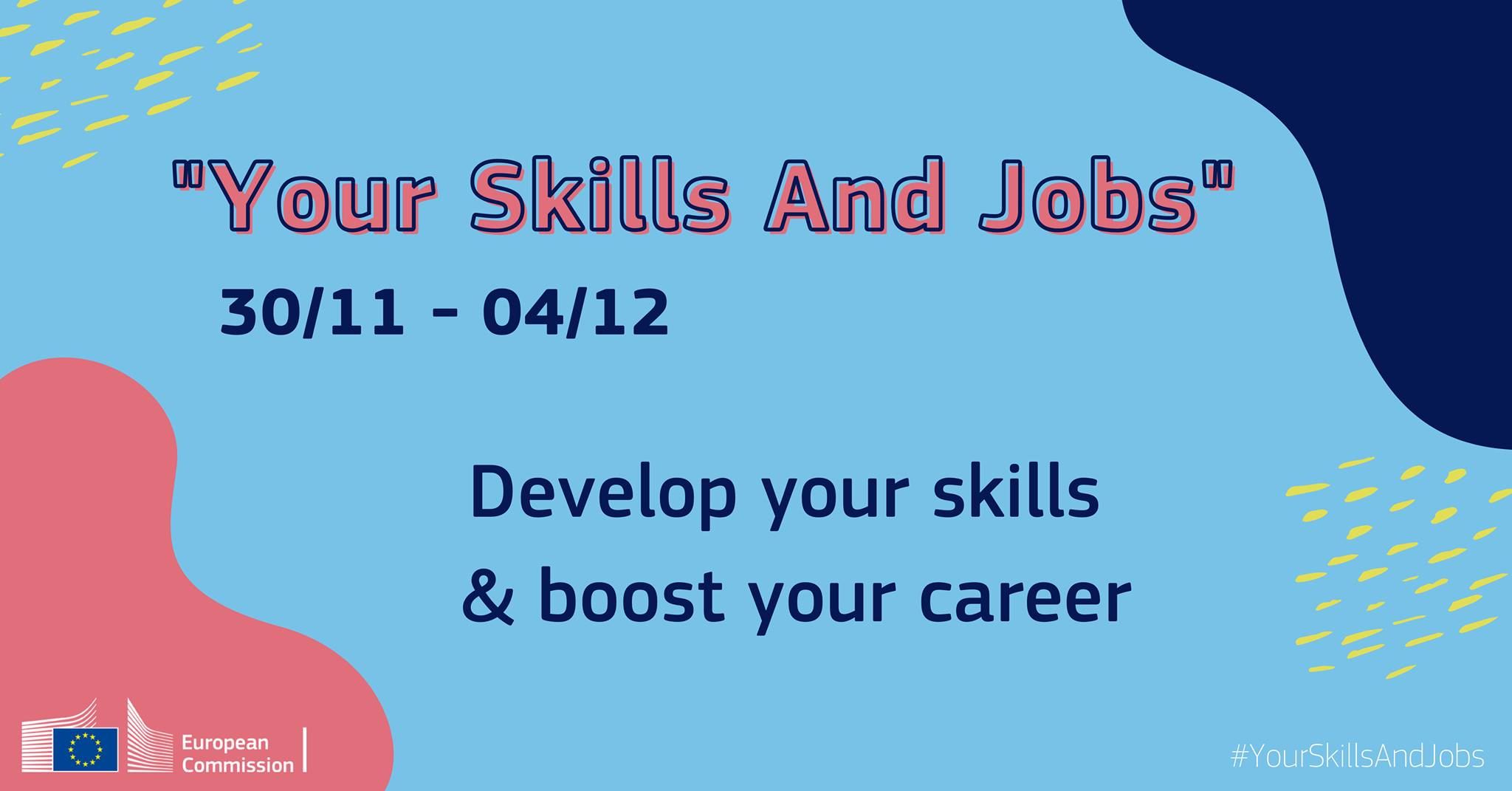 Your Skills & Jobs Online Week