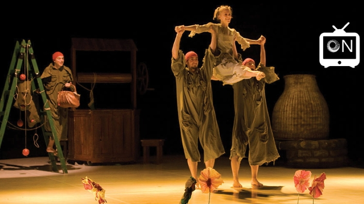 Online 'Aunt Holle' Dance Play For Children @ National Dance Theatre, 5 December