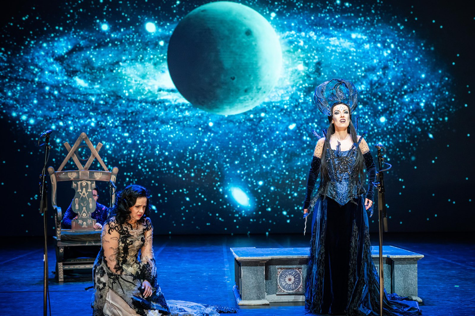 Mozart Die Zauberflöte – Highlights Streamed