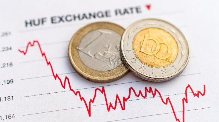 Hungarian Forint Touches Record Low Against Euro, Dollar