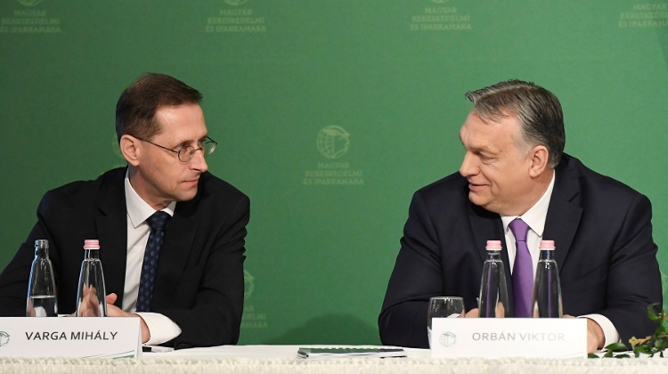 Coronavirus: Hungary To Plough 20% Of GDP Into Protection Efforts