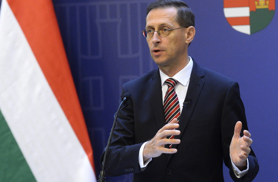 Hungarian Finance Minister Augurs Economic Turnaround In First Half Of 2021