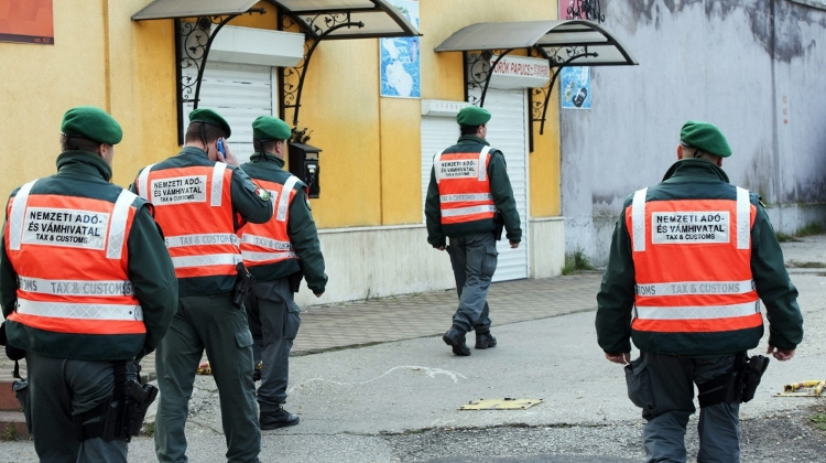 Tax Authority Raids Hungarian Security Companies