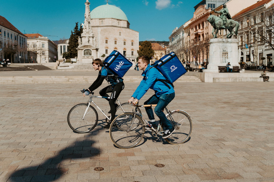 "Coronavirus: ""Contactless"" Food Delivery Now Available In Hungary"