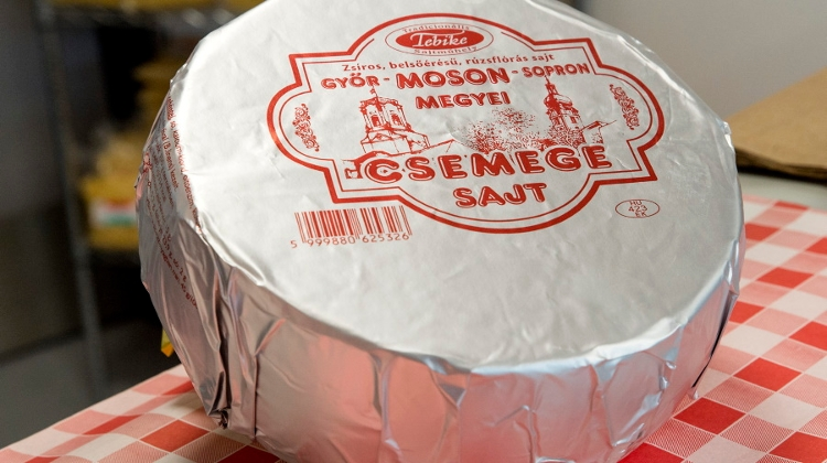 Hungarian Cheese Registered With 'Protected Geographical Indication' Label