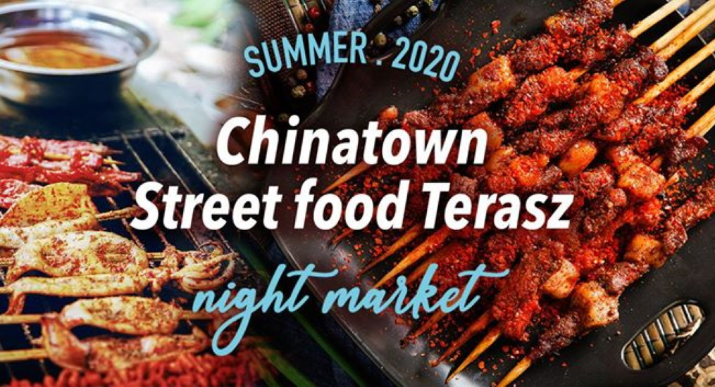 Take A Tasty Trip To Chinatown Terrace