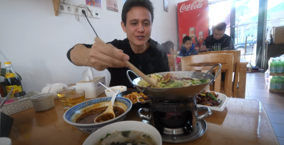 Video: High Praise For Food In Chinatown Budapest By World-Famous Gastro Vlogger