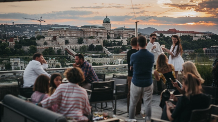 Updated: Best 5 Rooftop Bars In Budapest