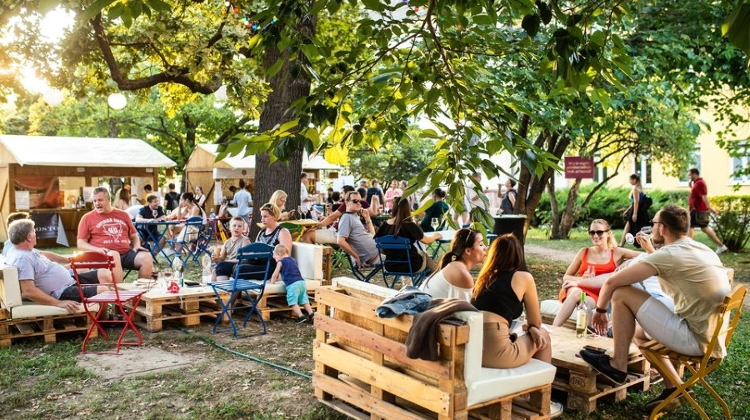 'Almost Wine Festival' In Budafok, 5 – 6 September