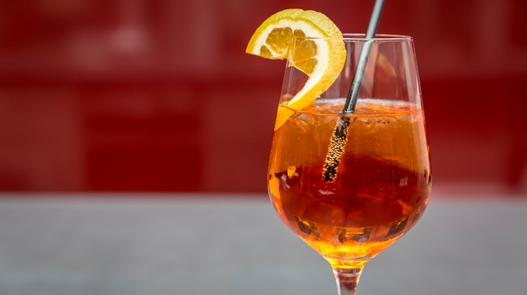 Drink Competition Discovers Best Hungarian Cocktail