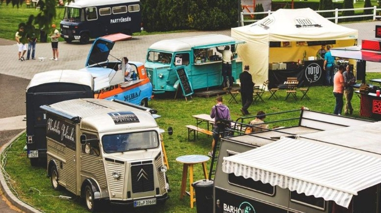 Food Truck Show @ Margaret Island, 18 – 20 September