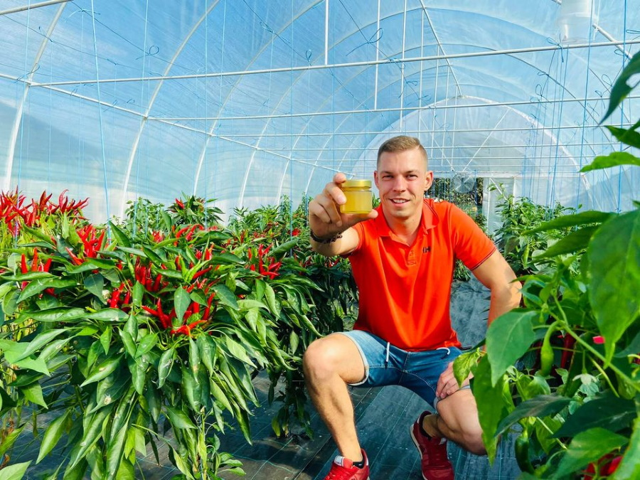 Spicy Hungarian Peppers Win Top International Medals