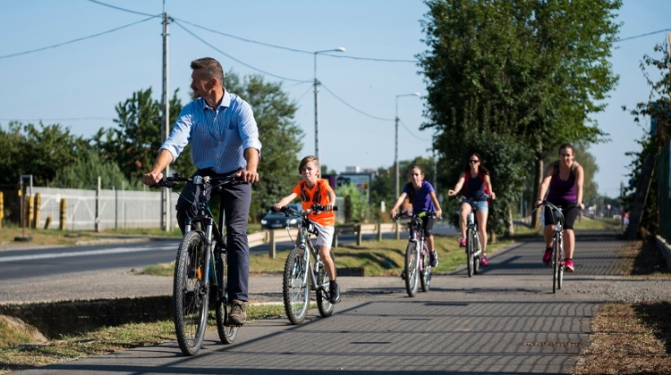 Hungary To Expand Bikeway Network By Nearly 15,000 Km