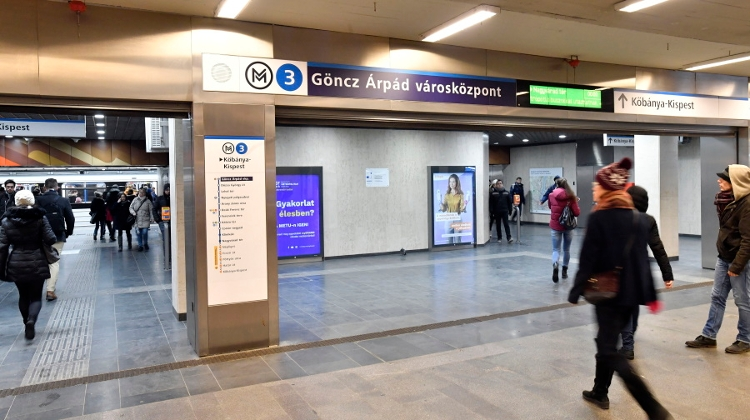 Budapest Metro Station Named After President Göncz