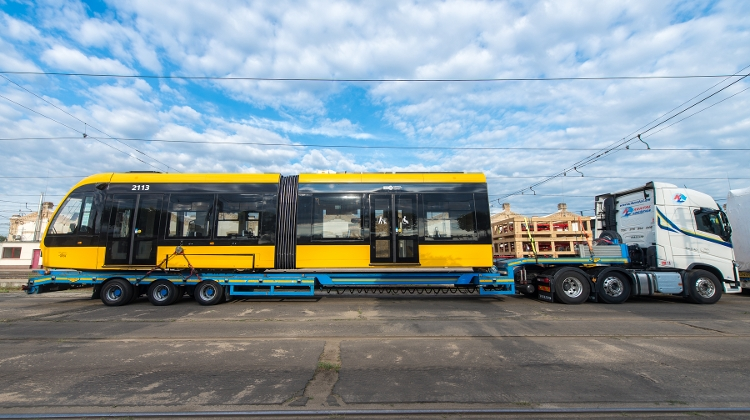 New Trams Coming To Budapest