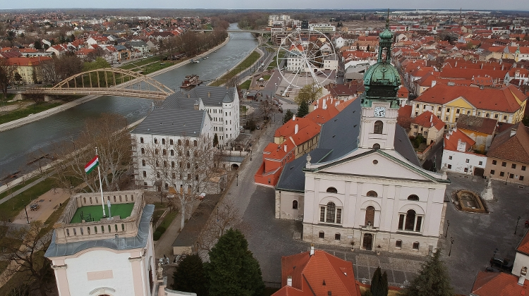 Video: Káptalandomb In Győr Becomes Hungarian National Monument Site
