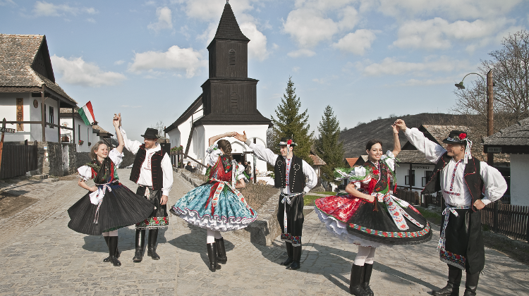 UNESCO Village Hollókő To Reopen, Celebrate Pentecost Holiday Long Weekend