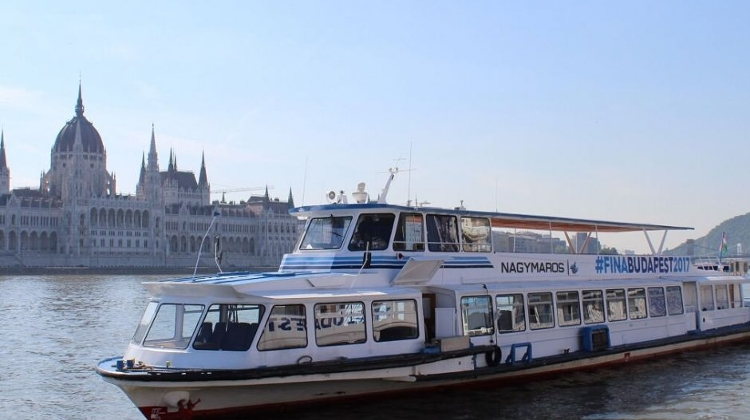 New Boat Service To Danube Bend From Budapest