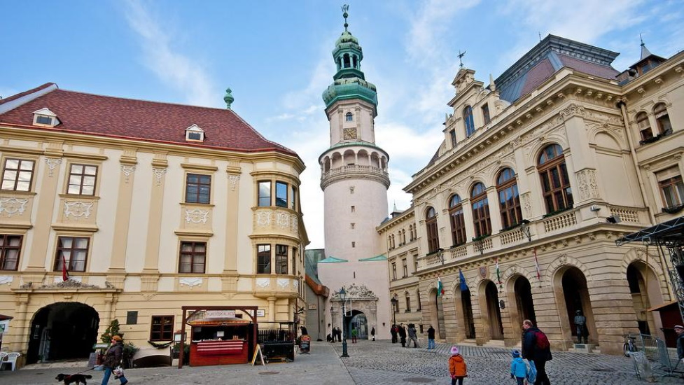 Xploring Hungary Video: Sopron Region