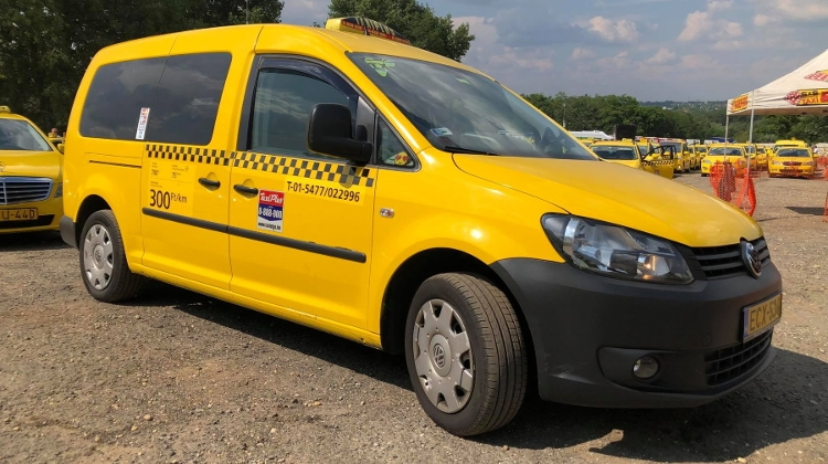 Taxi Plus Budapest Is Driven To Closure