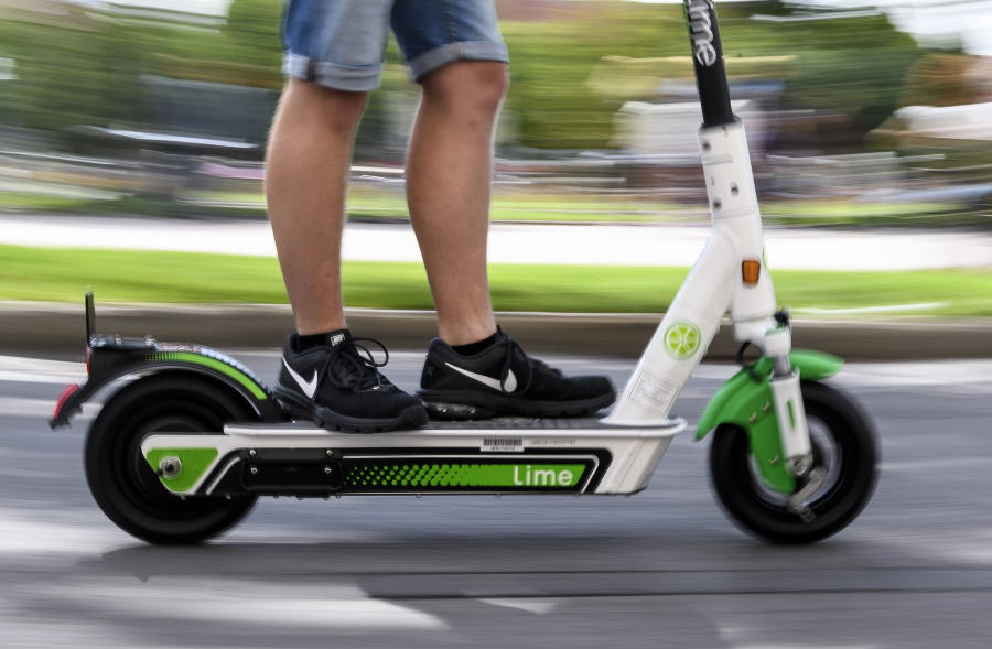 Budapest's 1st District To Ban E-Scooters