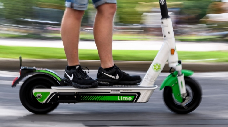 Budapest's First District Bans E-Scooters