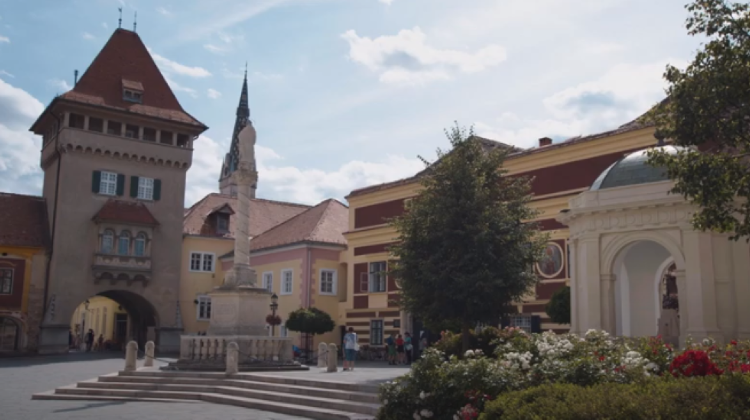 Xploring Hungary Video: Kőszeg
