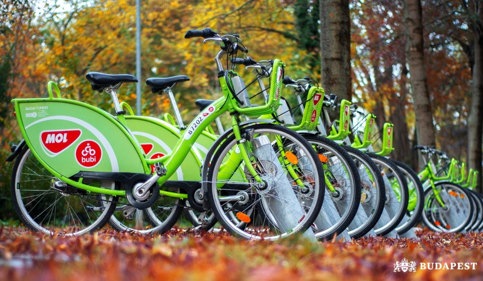 Budapest MOL Bubi Bike-Sharing Scheme To Be Scaled Back