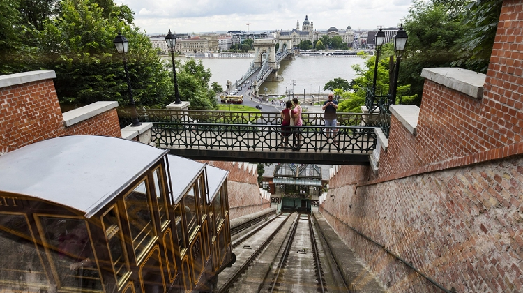 Kids Ride For HUF 100 On Chairlift & Funicular In Budapest Until 3 January