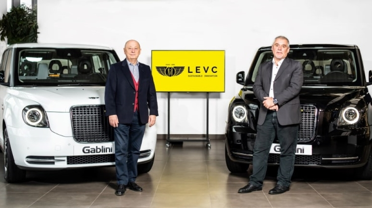 London Electric Vehicle Company Appoints First Dealer In Hungary