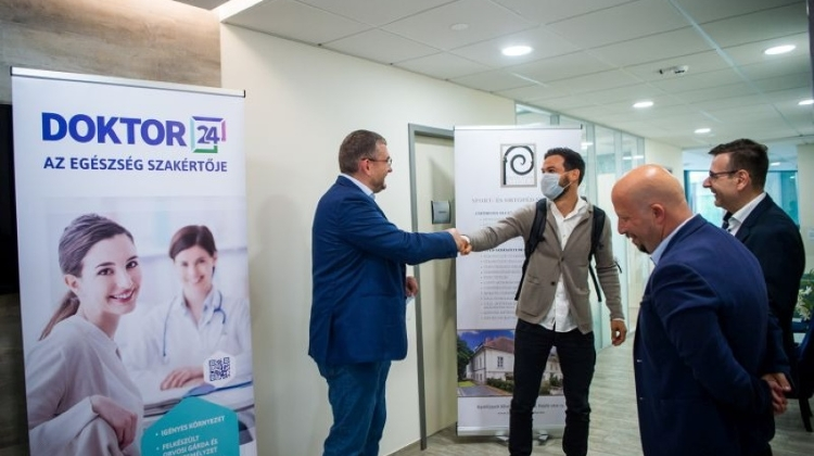 Doktor24 Aims To Become One Of Largest Private Healthcare Companies In Hungary