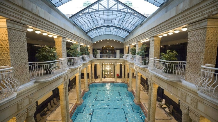 Video Update: Budapest's Beautiful Gellért Spa Reopens, With Lower Prices