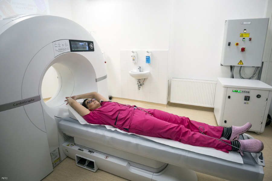 Budapest Launches CT-, MR-Scan Programme