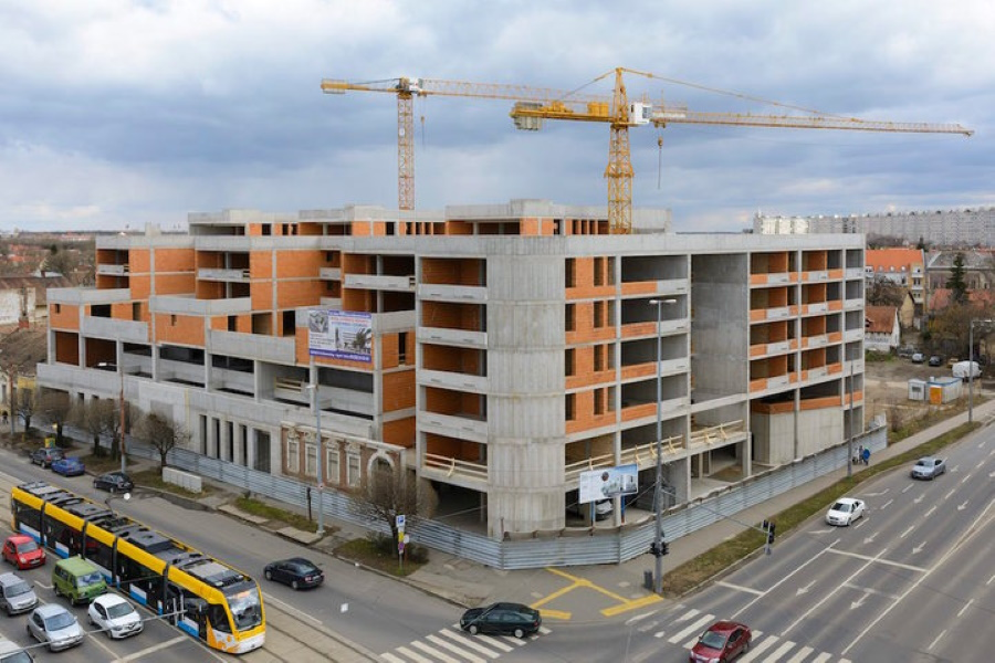 More Affordable Housing Planned In Budapest's 'Rust Belt'