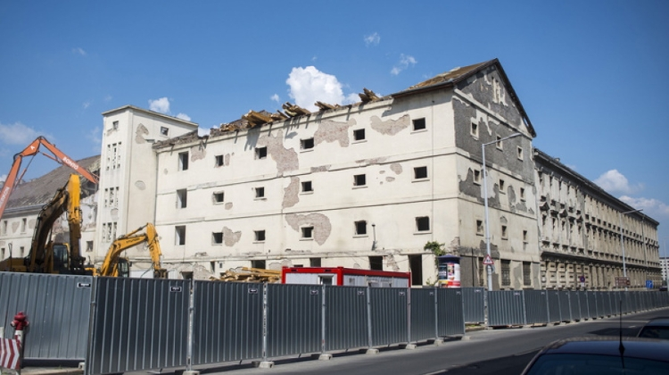 Bem Tér Office Project Planned In Budapest, Replacing Historic Radetzky Barracks