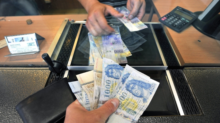 Hungarian National Bank & Police Raid Unauthorised Currency Dealer