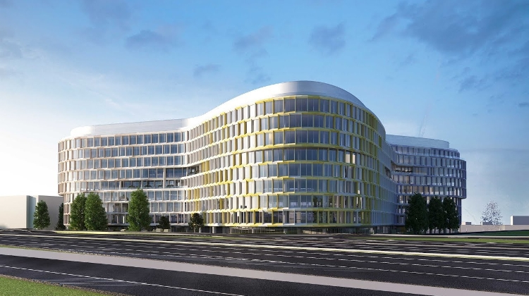 Video: Vodafone Hungary & UPC To Move HQ To Budapest ONE Office Park